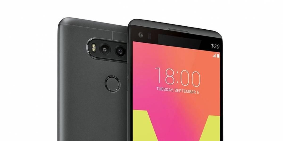 LG V20 llega a México con Amazon