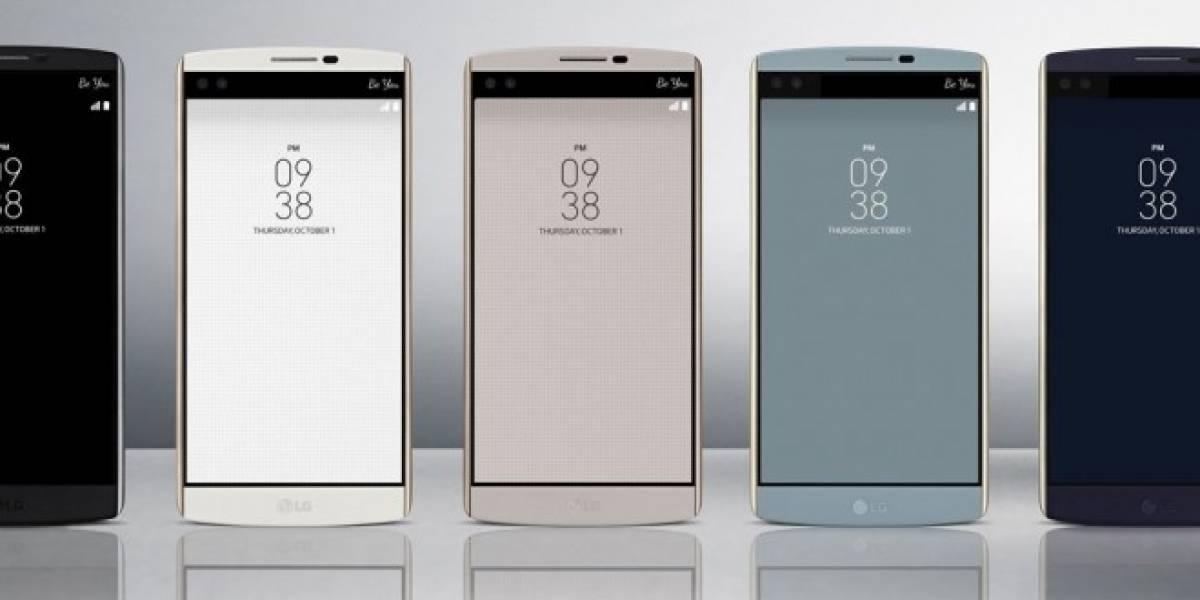 LG V20 será el primer smartphone del mundo con audio Quad DAC