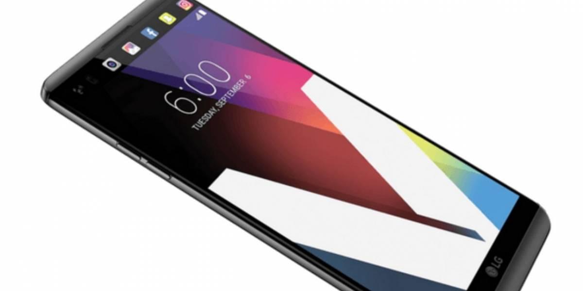 Esta aplicación lleva la barra flotante del LG V30 a tu teléfono
