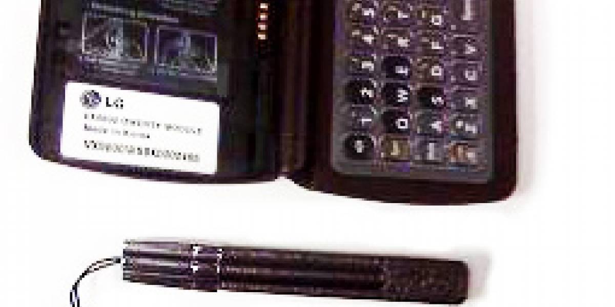 LG VX9600 Versa: Versátil como dice su nombre