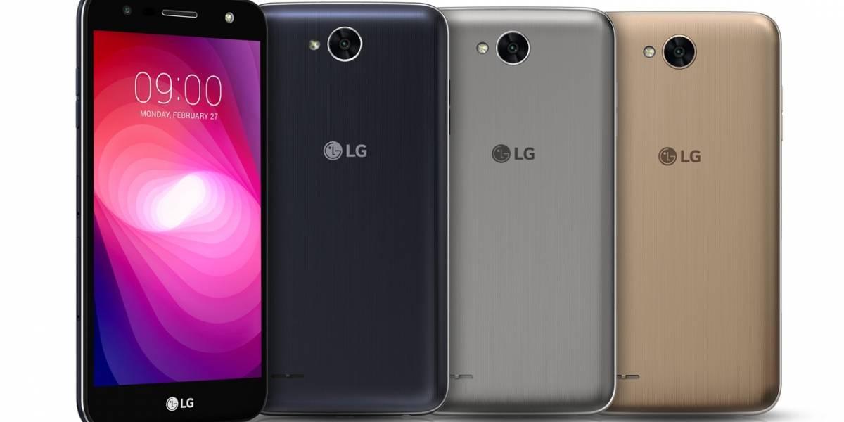 LG X Power 2 disponible ya en México con Telcel