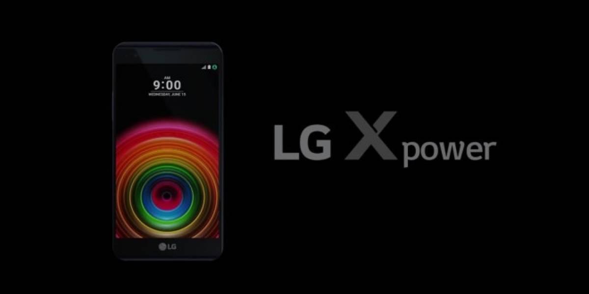 LG presenta los nuevos teléfonos de la línea X
