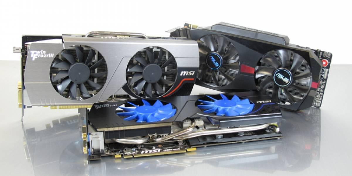 MSI N580GTX Lightning Xtreme Edition vs N580GTX Lightning