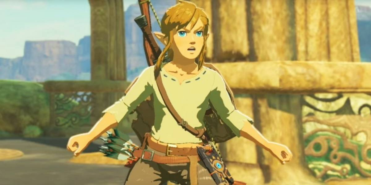 Filtran mapa de The Legend of Zelda: Breath of the Wild