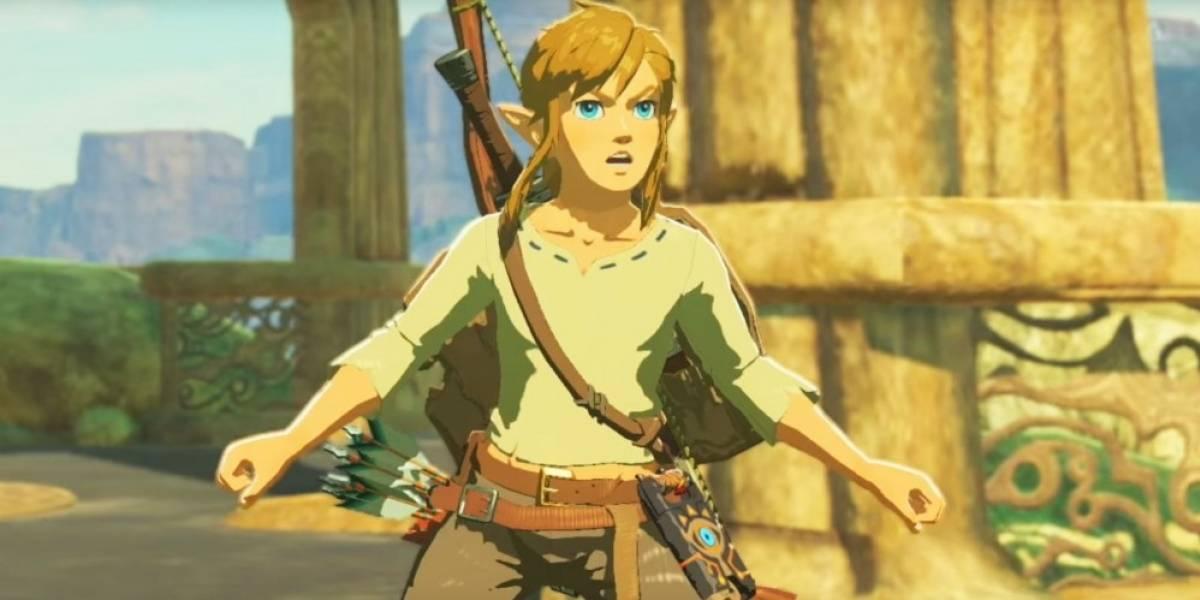 Shigeru Miyamoto revela el nombre completo de Link