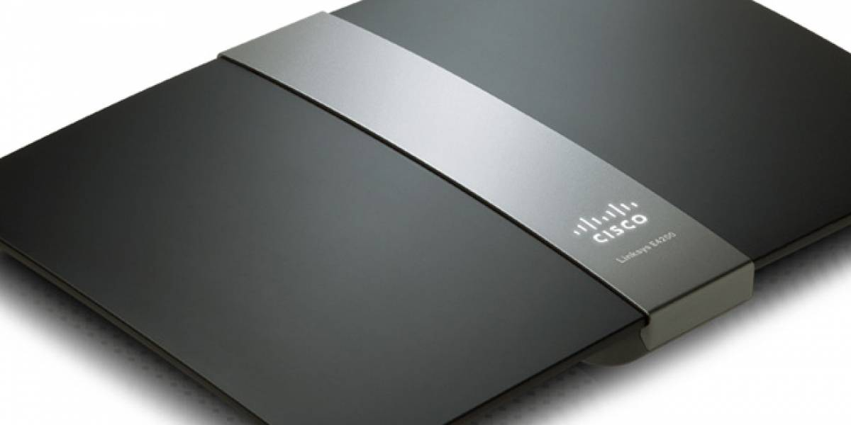 Cisco lanza su router Linksys E4200v2