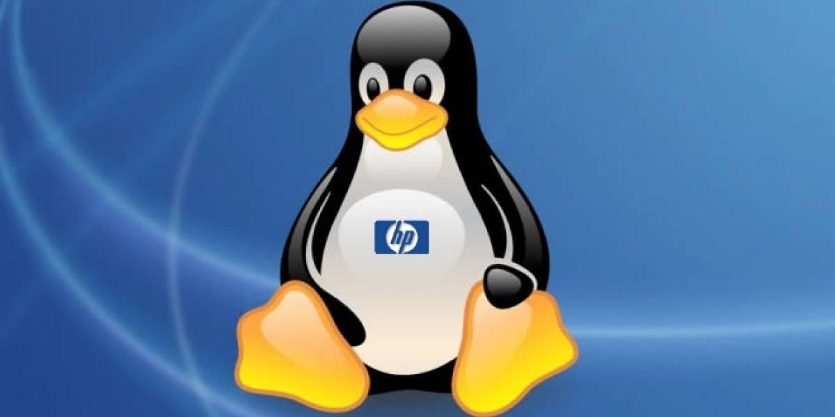 HP se convierte en un miembro Platinum de la Linux Foundation