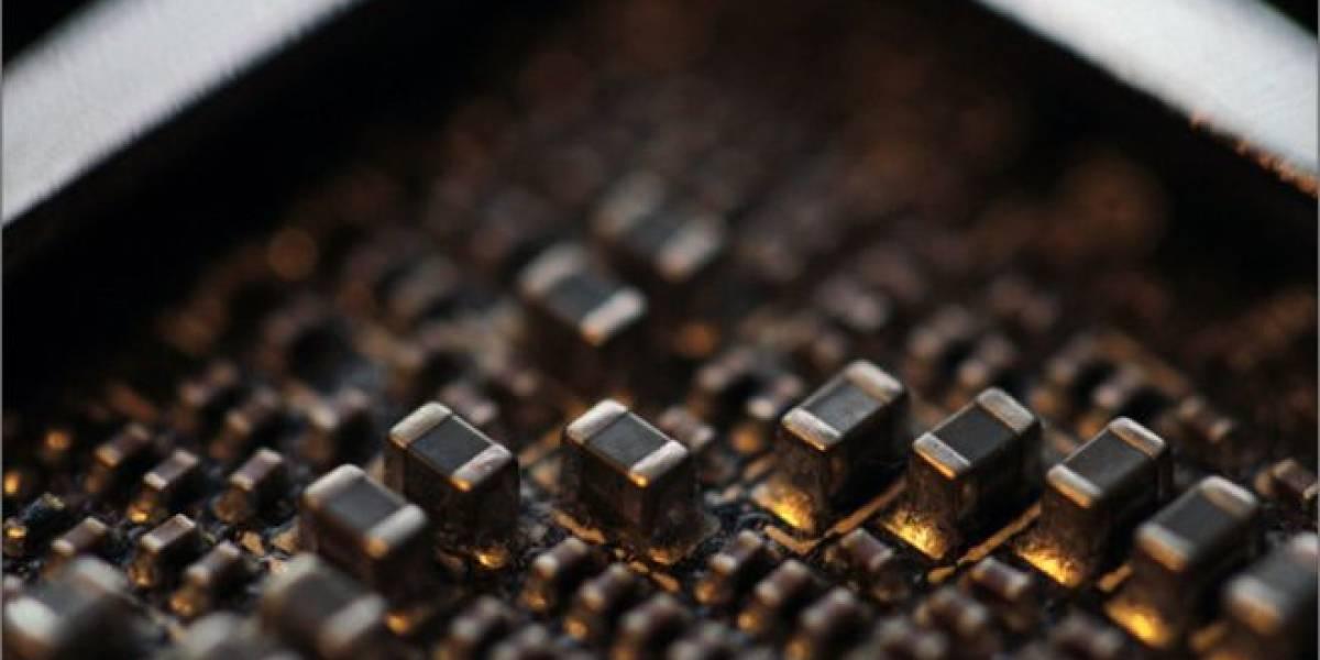 Crean circuitos auto-reparables gracias al uso de metal líquido