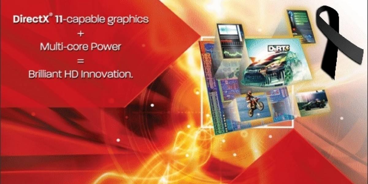 AMD descontinuará sus APU Llano en el Q1 (entre enero a marzo) 2013
