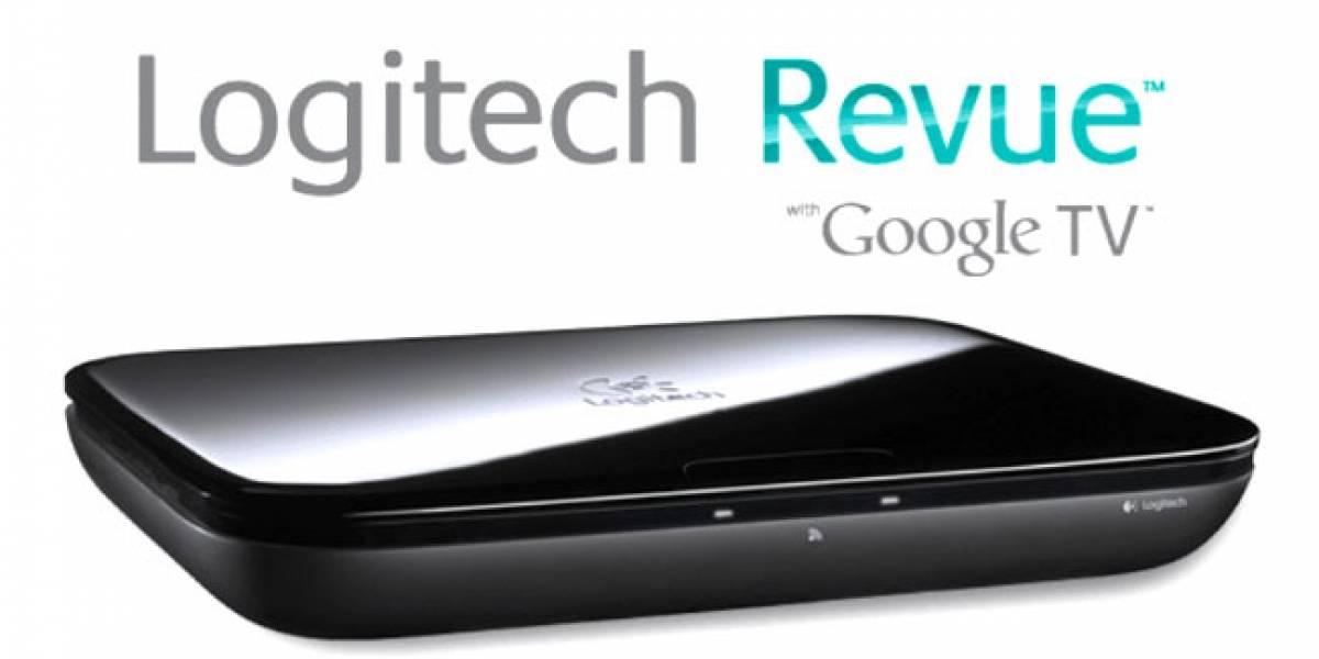 El Set-Top-Box de Google no vende nada, Logitech le baja el precio