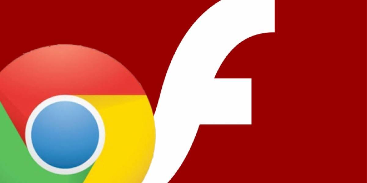 Problemas con Flash en Chrome (al fin) se habrían resuelto