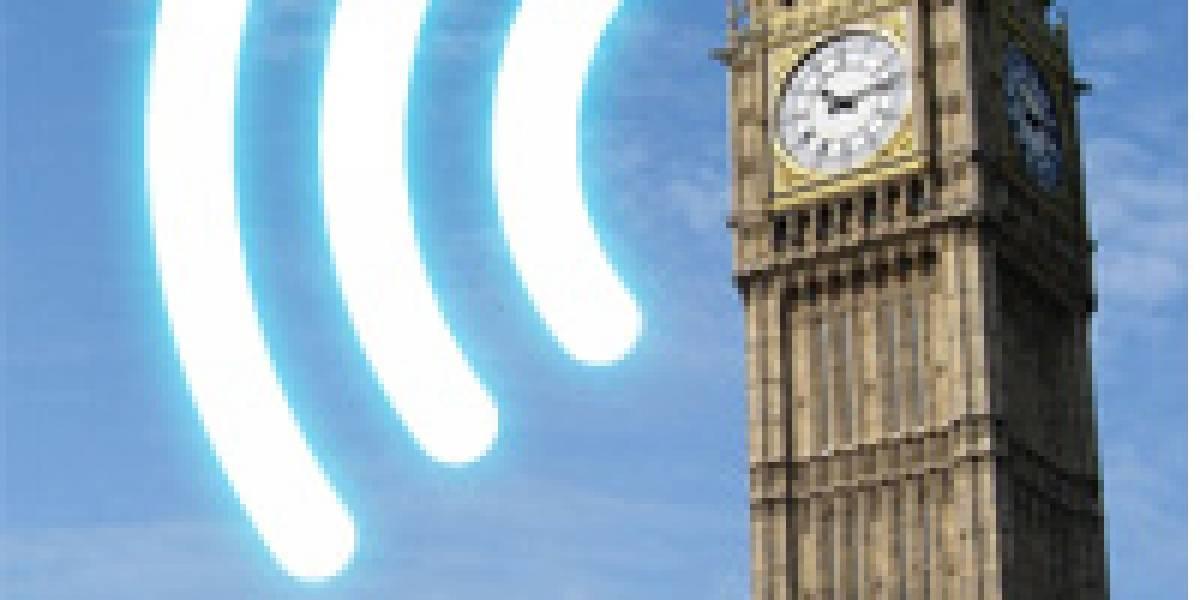 Wi-Fi gratis para Londres