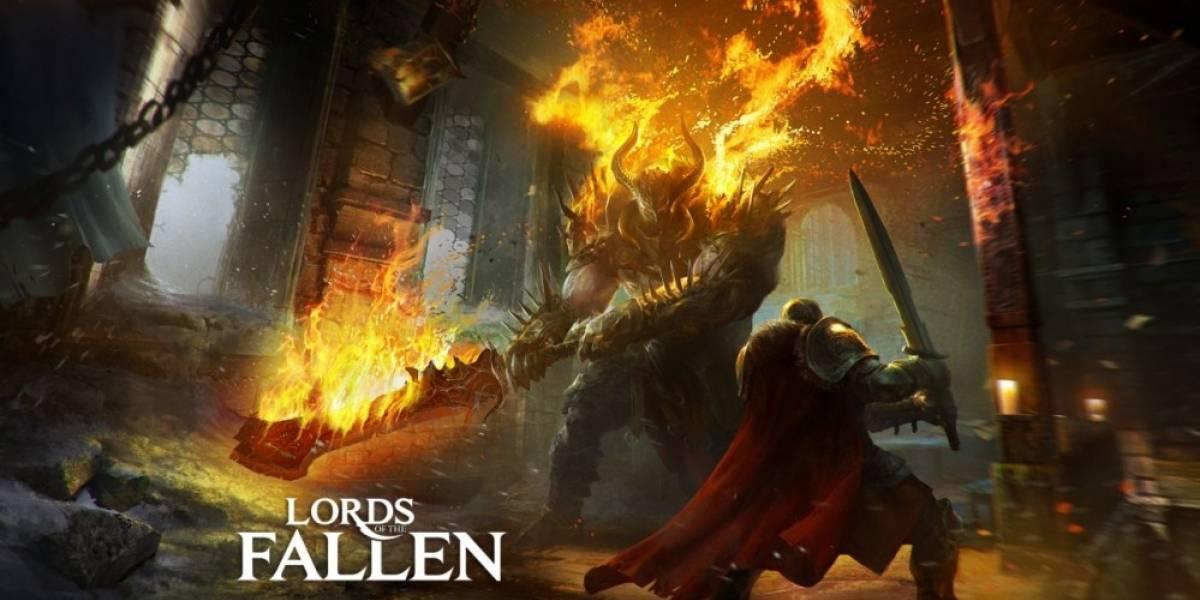 Lords of the Fallen y Borderlands entre los Games with Gold de marzo