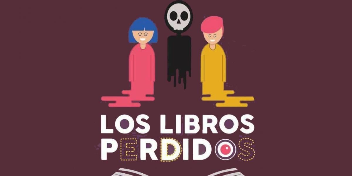 Los Libros Perdidos es un app para salvar a las bibliotecas en México