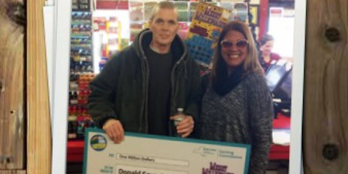 Compró un raspe, ganó un millón de dólares y murió tres semanas después por un cáncer que no había sido diagnosticado