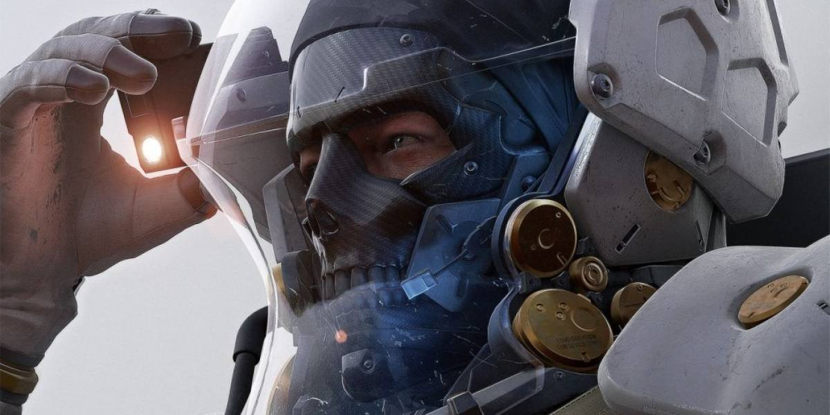 Kojima Productions presenta video animado con su logo