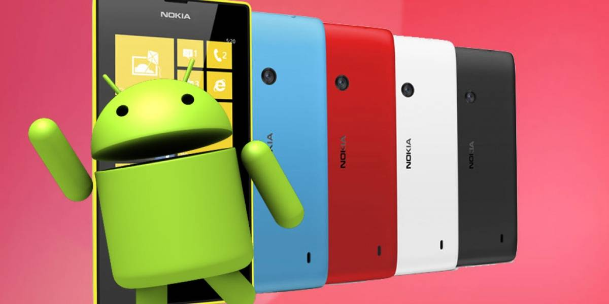 Consiguen instalar Android Nougat en el Nokia Lumia 520
