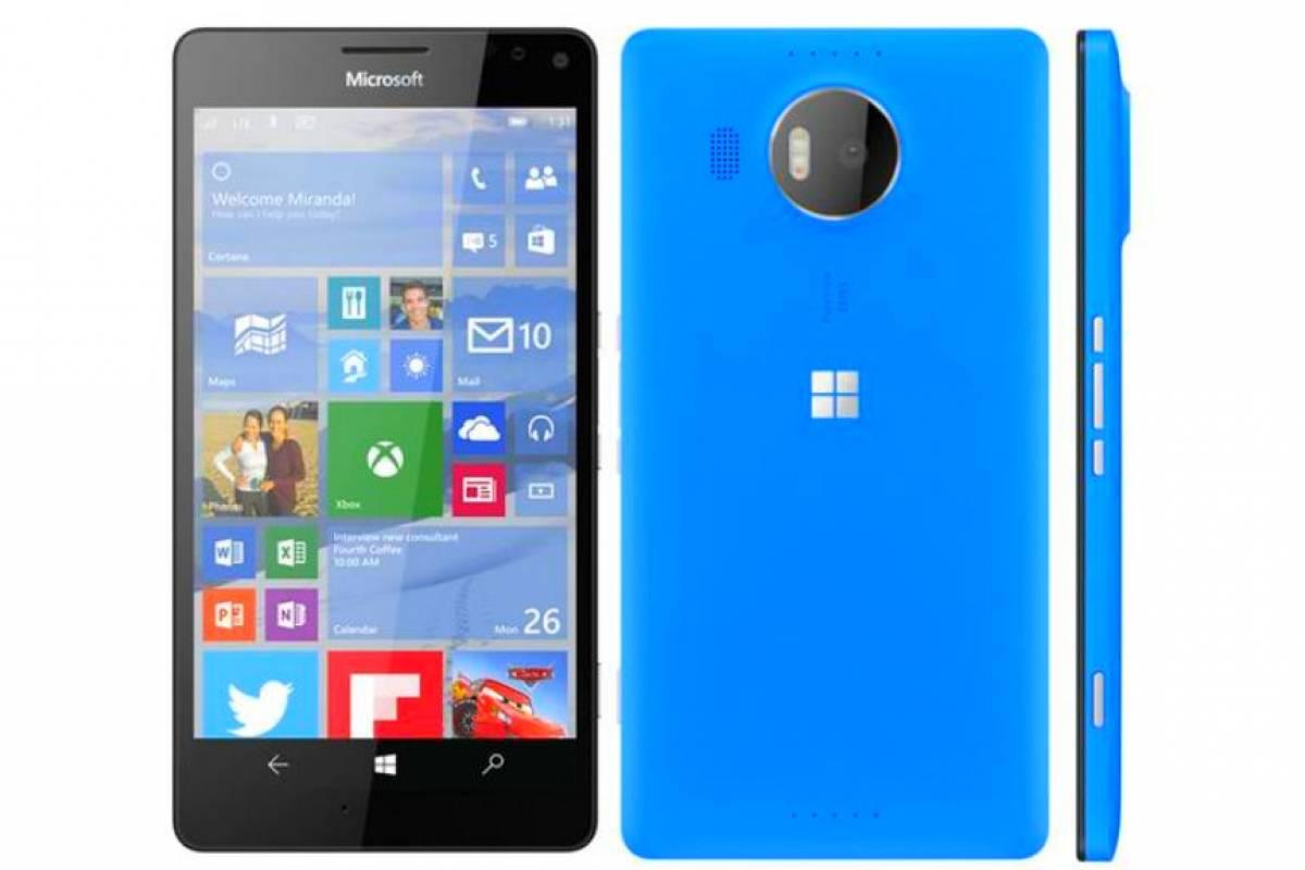 """Tienda española """"filtra"""" supuestos precios del Lumia 950 y 950 XL"""