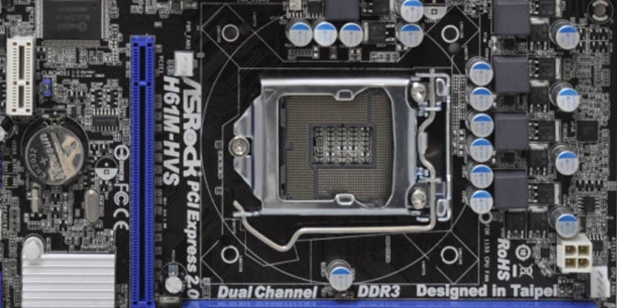Aparece la primera placa madre con certificación para Windows 8