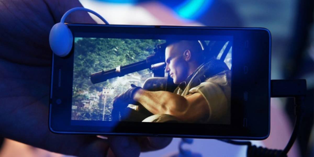 CES 2012: Intel muestra un smartphone y un tablet basados en Medfield [Actualizado]