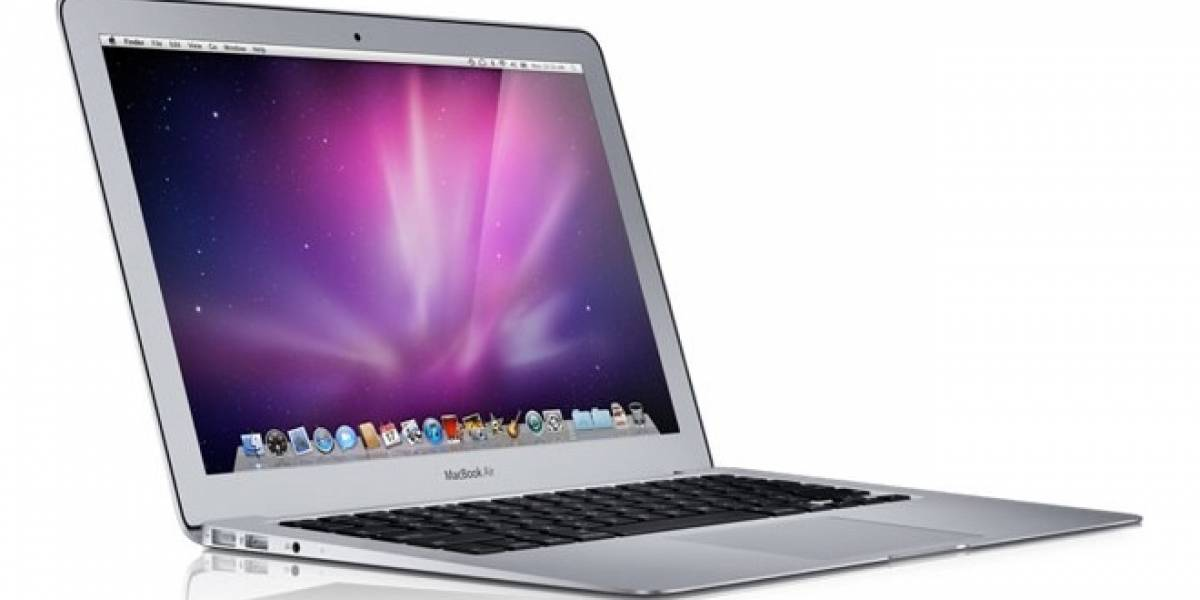 Al parecer Apple sí tenía un Macbook Air con AMD (pero no resultó)
