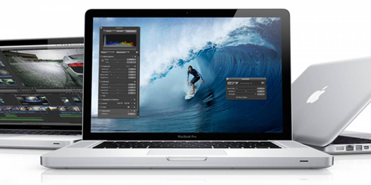 Futurología: Macbook Pro de super-ultra-resolución en camino