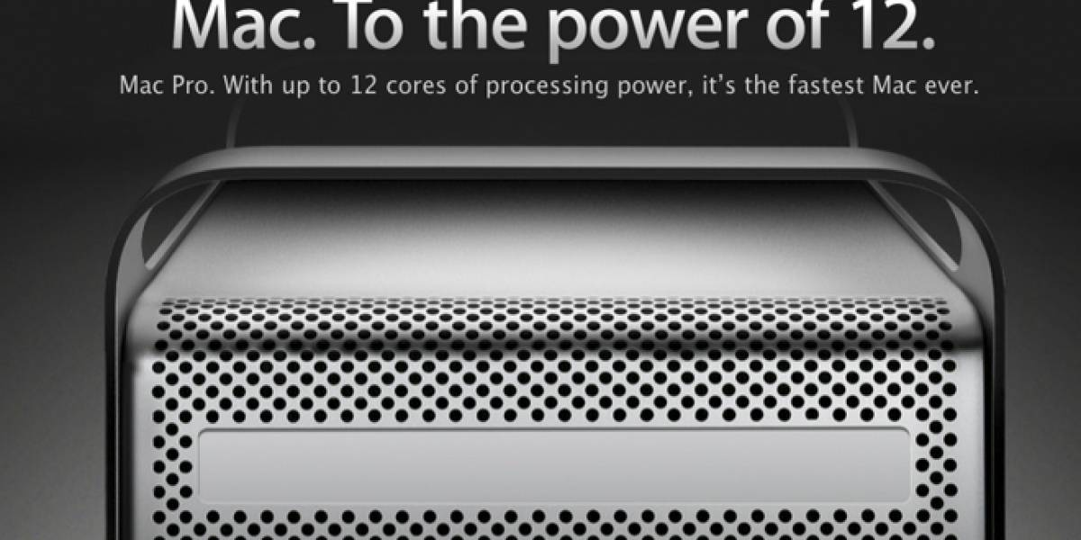 WWDC 2012: Apple actualiza el Mac Pro