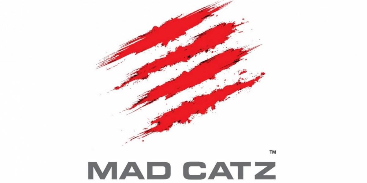 Mad Catz se declara en bancarrota