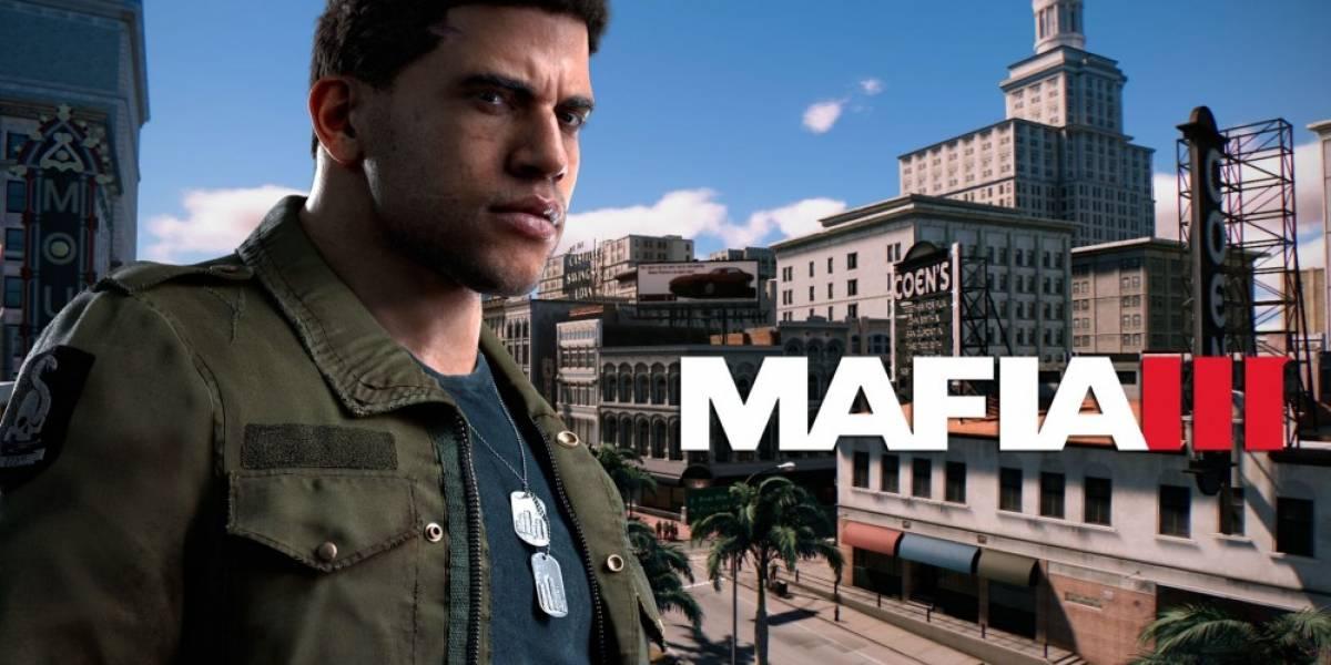 Mafia III recibe nuevo tráiler presentando los distritos de New Bordeaux