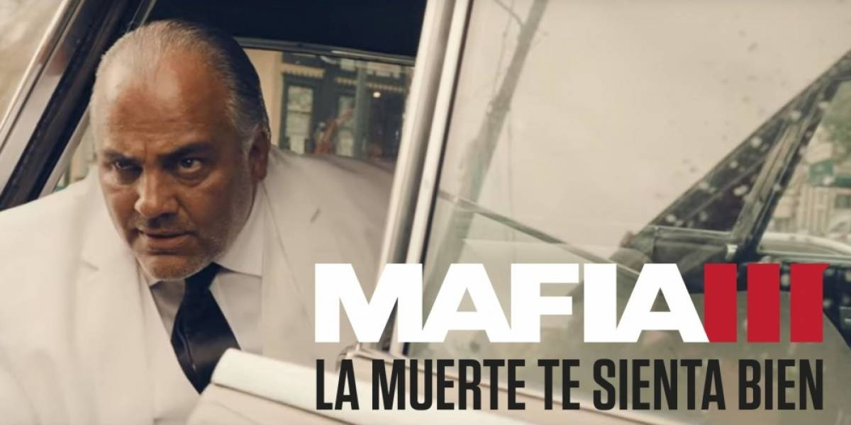 Mafia III recibe intenso tráiler live-action