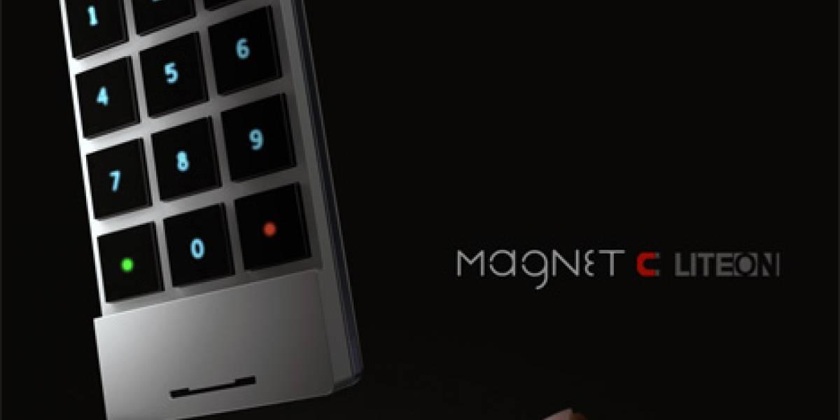 Concepto: Magnet Liteon Phone, el teléfono magnético