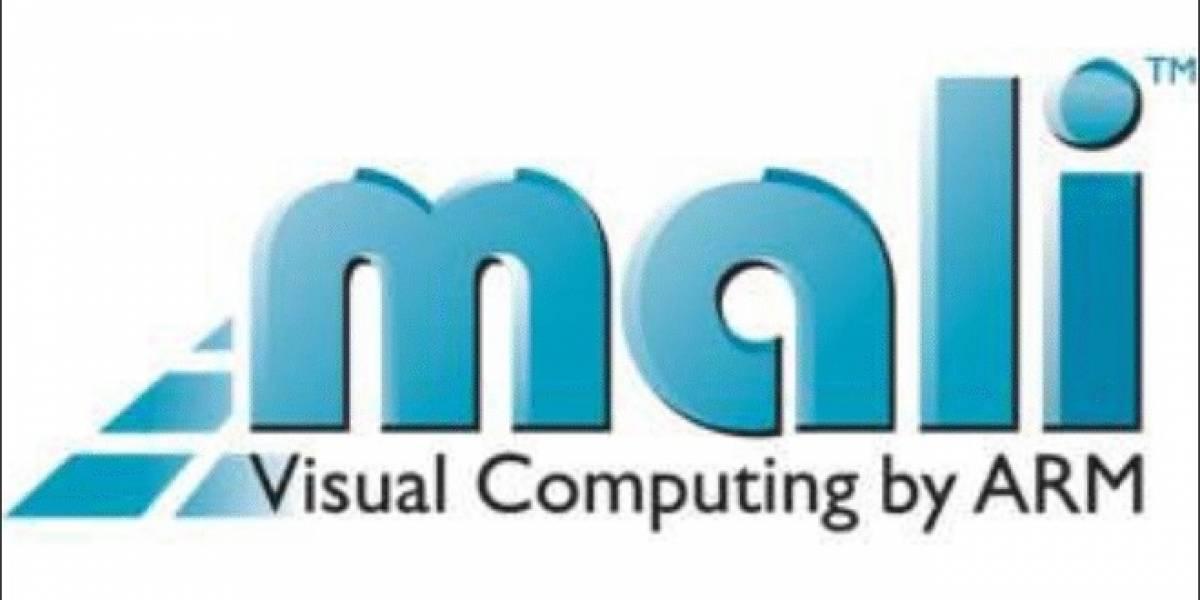 ARM anuncia su nuevo GPU Mali-450
