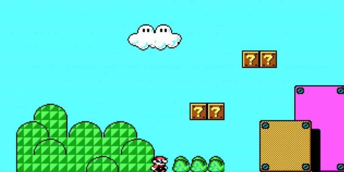 Así era Super Mario Bros. 3 en PC