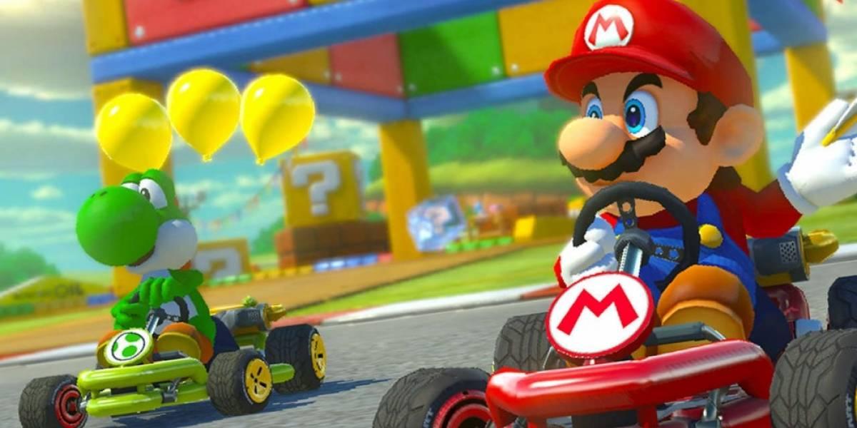 Nintendo muestra los modos Batalla de Mario Kart 8 Deluxe