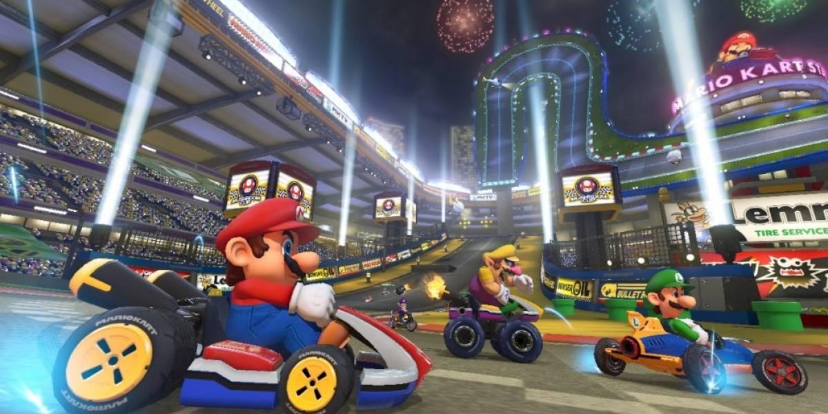 Estas son algunas de las novedades de Mario Kart 8 Deluxe para Nintendo Switch