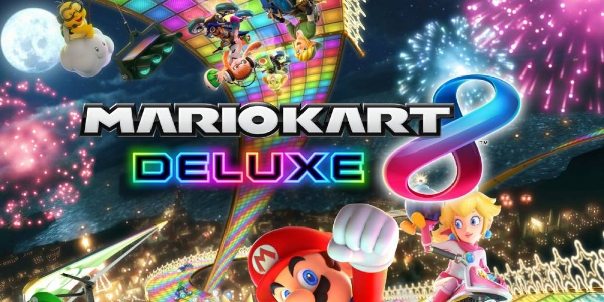 Filtran bundle de Nintendo Switch con Mario Kart 8 Deluxe [Actualizado]