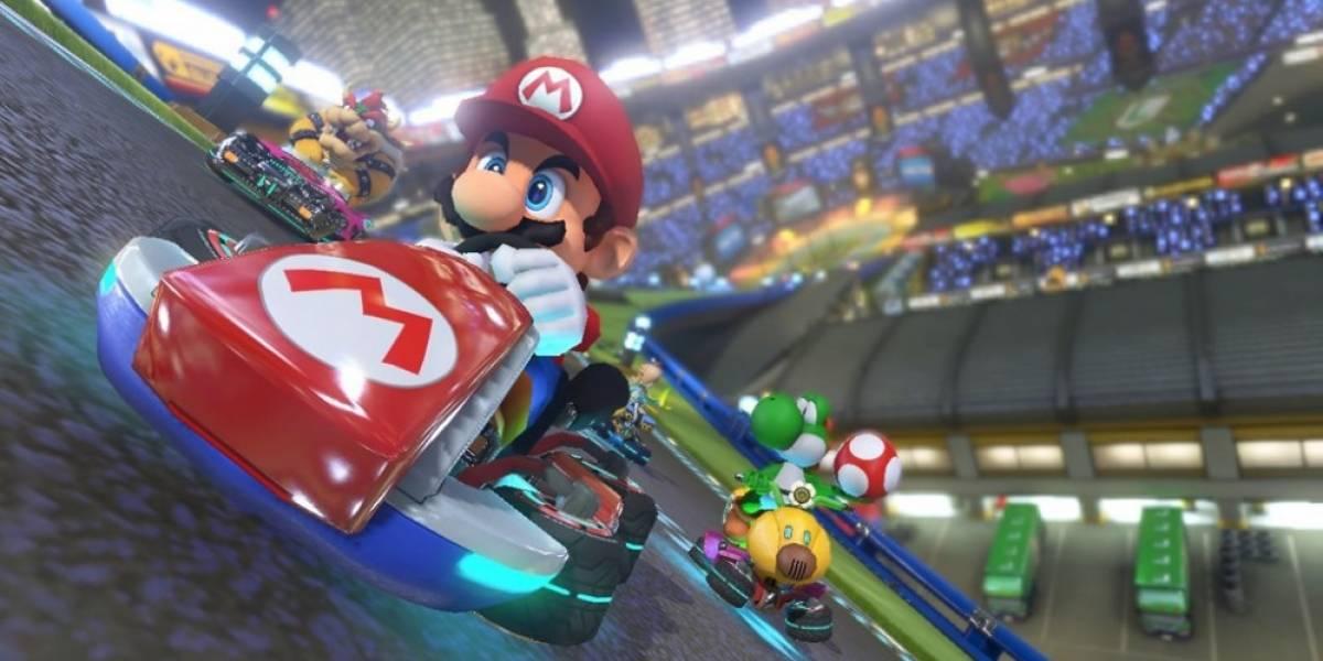 Estudio revela que jugar Mario Kart sí ayuda a conducir en la vida real