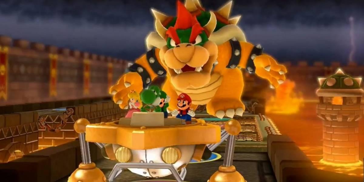 Mario Party Star Rush llega a la 3DS a fines de este año #E32016