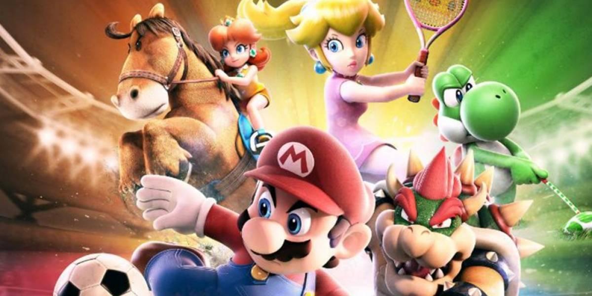 Mario Sports Superstars recibe tráiler de lanzamiento