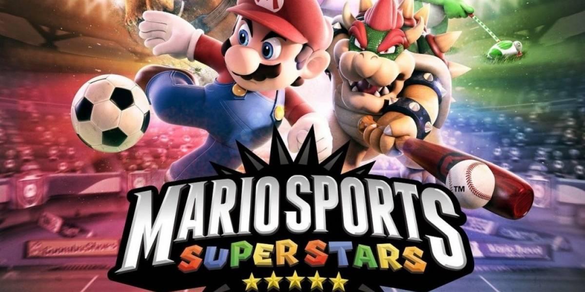 Mario Sports Superstars tiene nuevo tráiler centrado en futbol