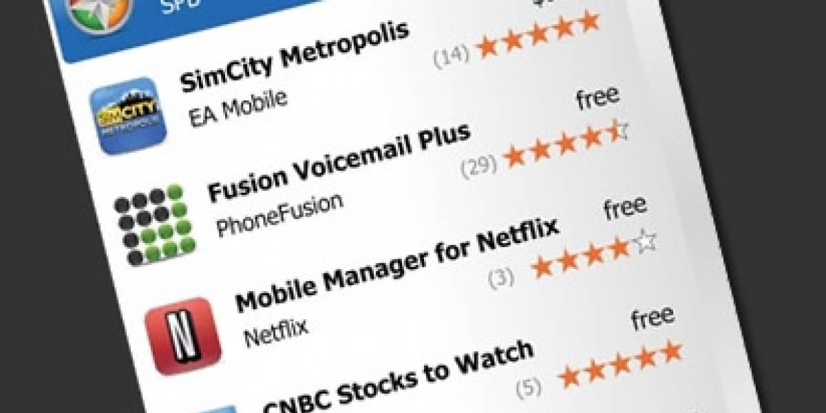 Windows Marketplace: Nuevas noticias