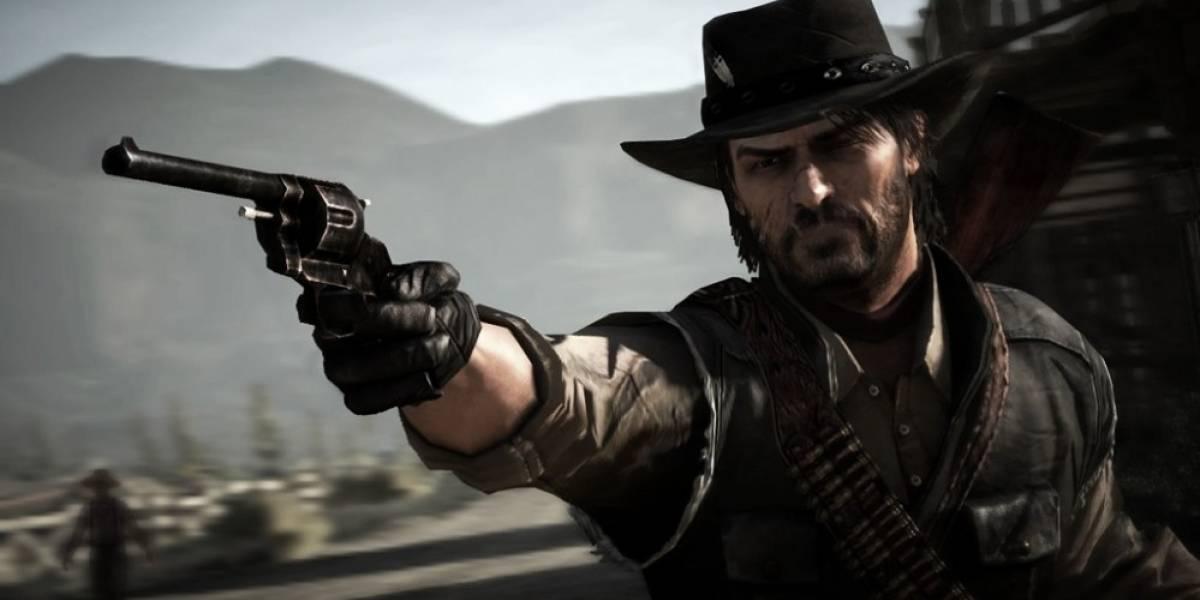 Red Dead Redemption sube como la espuma en las ventas de Amazon