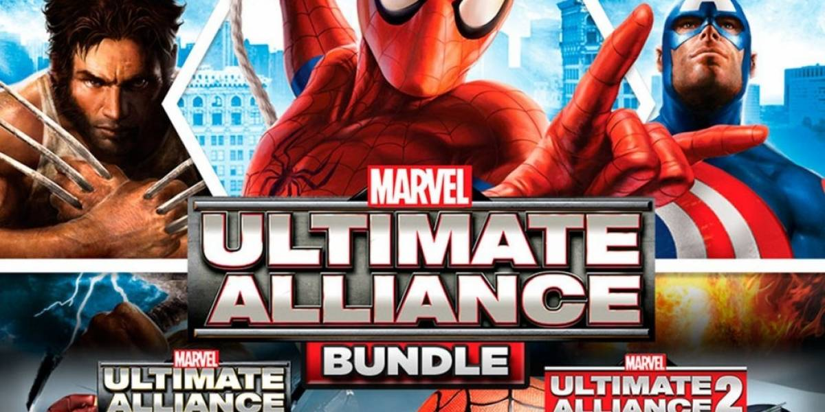 Marvel: Ultimate Alliance 1 y 2 llegarán pronto a PS4, Xbox One y PC