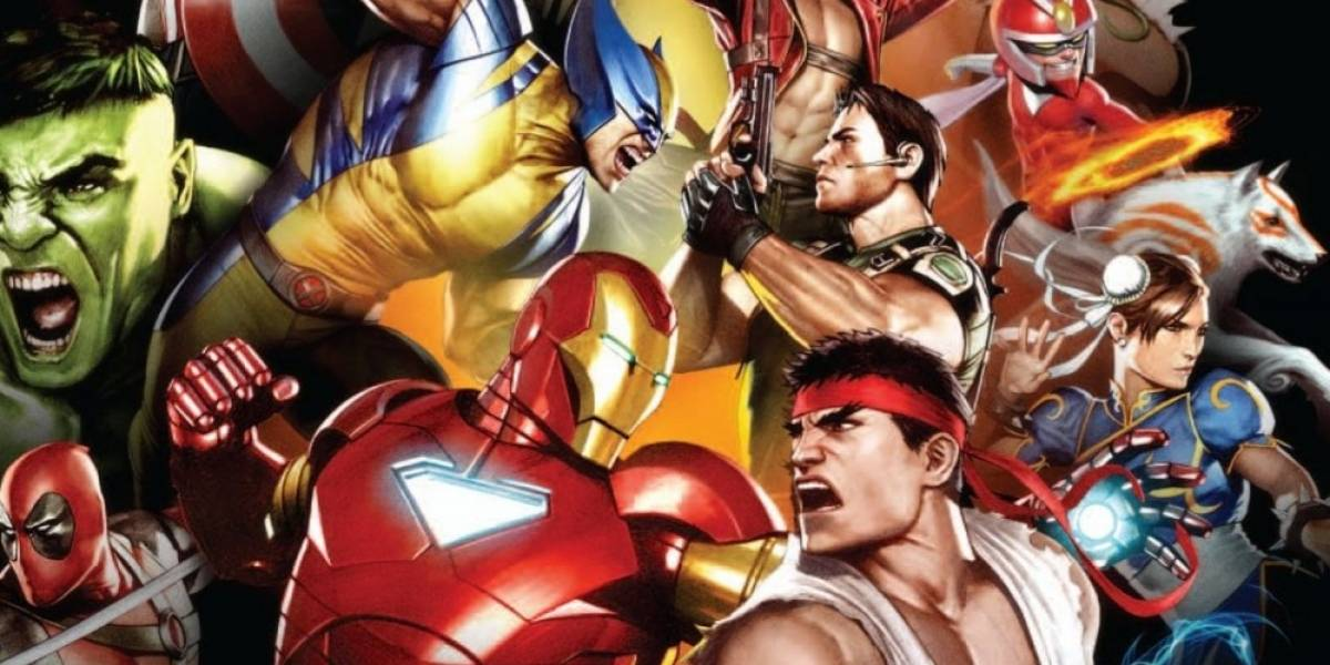Marvel vs. Capcom 4 se anunciaría en PlayStation Experience 2016