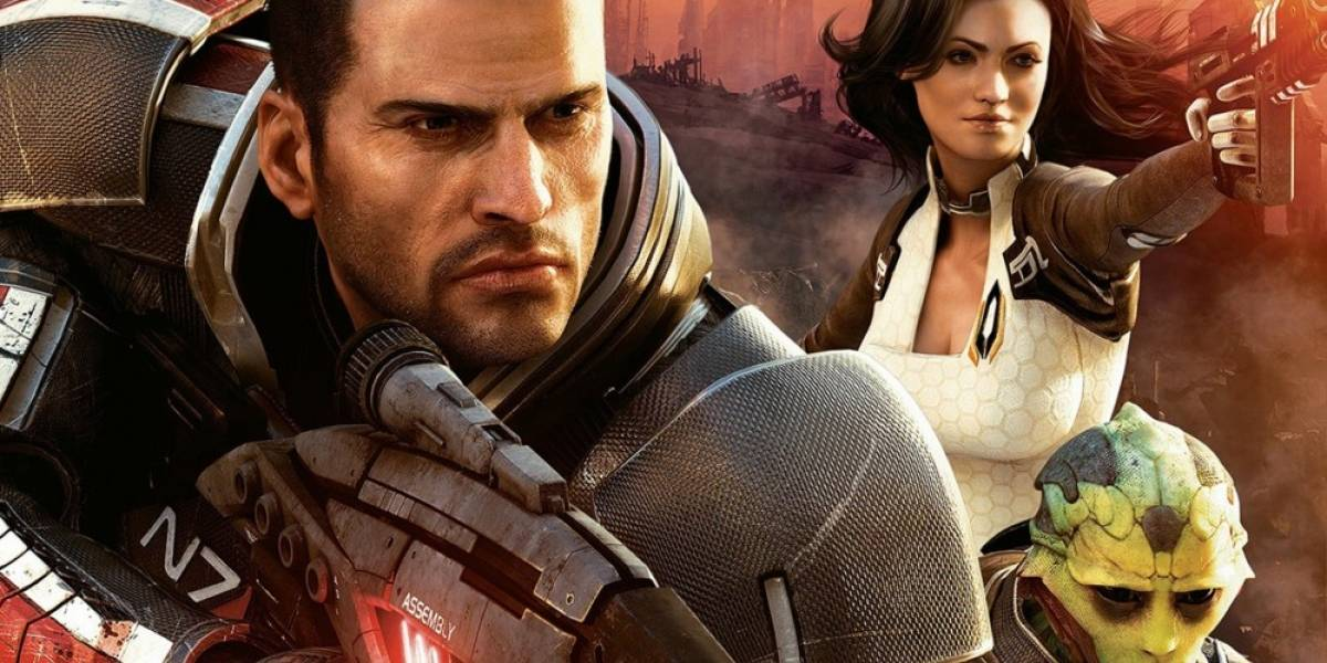 Mass Effect 2 para PC está gratis a través de Origin