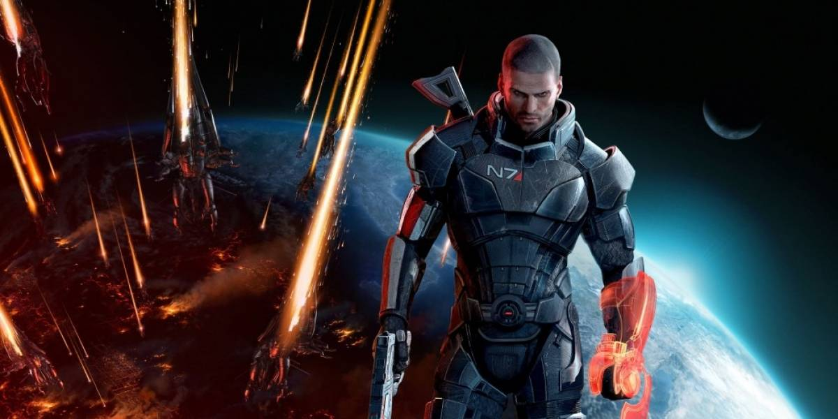 La trilogía Mass Effect está disponible en EA/Origin Access