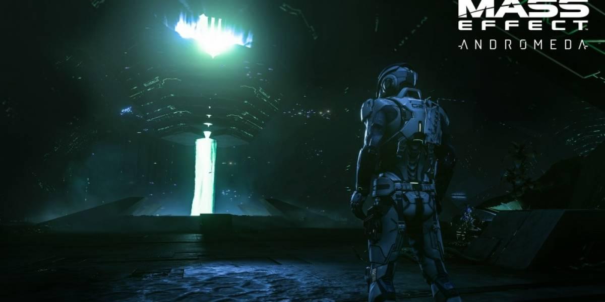 Filtran fecha de lanzamiento de Mass Effect: Andromeda