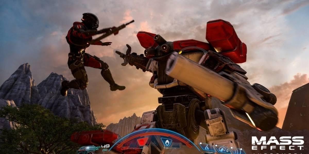 Nuevo tráiler con jugabilidad de Mass Effect: Andromeda en The Game Awards