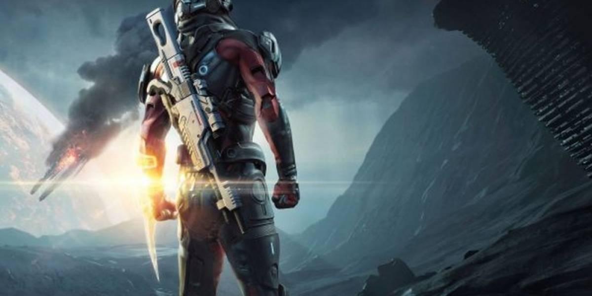 BioWare revela nueva captura de Mass Effect: Andromeda agradeciendo el apoyo de James Gunn