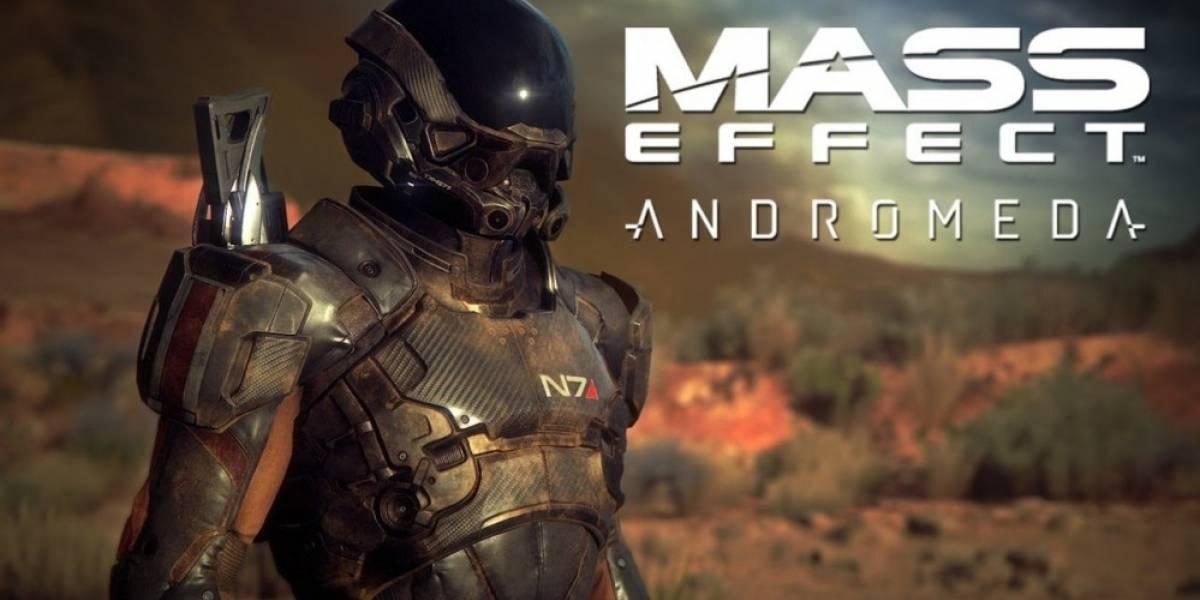 Mass Effect: Andromeda correrá a 30 FPS en PS4 y PS4 Pro